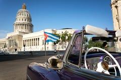 Το Capitolio στην Αβάνα στοκ φωτογραφία με δικαίωμα ελεύθερης χρήσης