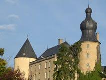 Το Castle Στοκ φωτογραφία με δικαίωμα ελεύθερης χρήσης