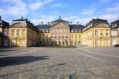 Το Castle Arolsen στο Hesse, Γερμανία Στοκ φωτογραφίες με δικαίωμα ελεύθερης χρήσης