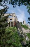 Το Castle Beckov Στοκ εικόνα με δικαίωμα ελεύθερης χρήσης