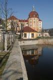 Το Castle Moritzburg Στοκ Φωτογραφίες