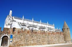 Το Castle Viana κάνει το Αλεντέιο, Αλεντέιο Στοκ εικόνες με δικαίωμα ελεύθερης χρήσης
