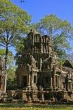 Το Chau λέει Tevoda το ναό, περιοχή Angkor, Siem συγκεντρώνει, Καμπότζη Στοκ Φωτογραφίες