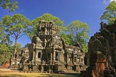 Το Chau λέει Tevoda το ναό, περιοχή Angkor, Siem συγκεντρώνει, Καμπότζη Στοκ φωτογραφίες με δικαίωμα ελεύθερης χρήσης
