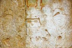 Το Chichen Itza, μια μεγάλη pre-Columbian πόλη έχτισε από τη Maya αστική Στοκ Εικόνα