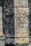Το Chichen Itza, μια μεγάλη pre-Columbian πόλη έχτισε από τη Maya αστική Στοκ φωτογραφίες με δικαίωμα ελεύθερης χρήσης