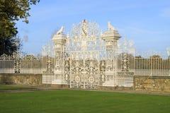 Το Chirk Castle Γκέιτς στοκ φωτογραφία με δικαίωμα ελεύθερης χρήσης