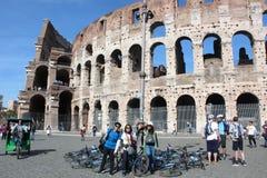 Το Coliseum στη Ρώμη, Ιταλία Στοκ Εικόνες