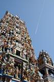 Το Colombo είναι η μεγαλύτερη πόλη της Σρι Λάνκα Ινδός ναός σε Colombo Στοκ φωτογραφία με δικαίωμα ελεύθερης χρήσης