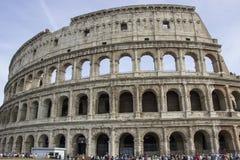 Το Colosseum της Ρώμης, Ιταλία Στοκ εικόνα με δικαίωμα ελεύθερης χρήσης