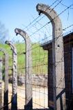 το concencration στρατόπεδων ακαθάριστο Στοκ εικόνα με δικαίωμα ελεύθερης χρήσης