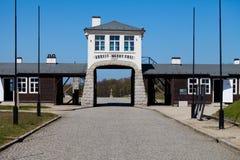 το concencration στρατόπεδων ακαθάριστο Στοκ φωτογραφίες με δικαίωμα ελεύθερης χρήσης