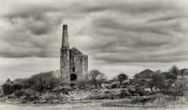 Το Cornish σπίτι μηχανών, Bodmin δένει, Κορνουάλλη στοκ φωτογραφία με δικαίωμα ελεύθερης χρήσης