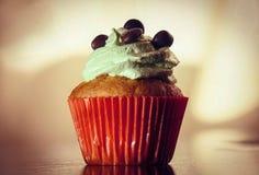 Το Cupcake Στοκ φωτογραφίες με δικαίωμα ελεύθερης χρήσης