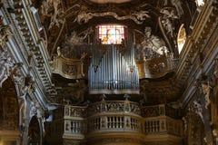Το della Vittoria της Σάντα Μαρία/η κυρία νίκης μας είναι Ρωμαίος - καθολική τιμητικοη εκκλησία που αφιερώνεται στη Virgin Mary σ Στοκ εικόνα με δικαίωμα ελεύθερης χρήσης