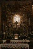 Το della Vittoria της Σάντα Μαρία/η κυρία νίκης μας είναι Ρωμαίος - καθολική τιμητικοη εκκλησία που αφιερώνεται στη Virgin Mary σ Στοκ Εικόνες