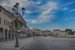 Το dellla valle, Πάδοβα, Ιταλία πλατειών Στοκ φωτογραφίες με δικαίωμα ελεύθερης χρήσης