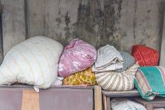 Το Dhobi Gana είναι καλά - γνωστό υπαίθριο laundromat σε Chennai Ινδία στοκ φωτογραφία με δικαίωμα ελεύθερης χρήσης