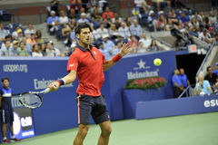Το Djokovic Novak ΗΠΑ ανοίγει το 2015 (155) Στοκ Εικόνες