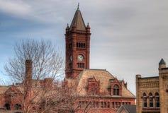 Το Duluth είναι ένας δημοφιλής τόπος προορισμού τουριστών ανώτερο Midwest επάνω στοκ εικόνες με δικαίωμα ελεύθερης χρήσης