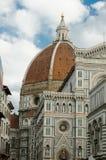 Το Duomo - βασιλική Αγίου Mary του λουλουδιού Στοκ Φωτογραφίες