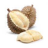 Το Durian απομονώνει Στοκ φωτογραφία με δικαίωμα ελεύθερης χρήσης