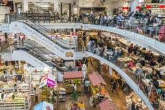 Το Eataly είναι μια υπεραγορά αλυσίδων που πωλεί όλα τα προϊόντα σχετικά με την ιταλική γαστρονομία Αυτή η υπεραγορά βρίσκεται σε στοκ φωτογραφία με δικαίωμα ελεύθερης χρήσης