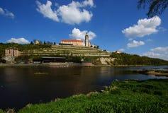 Το Elbe Στοκ φωτογραφία με δικαίωμα ελεύθερης χρήσης