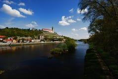 Το Elbe Στοκ φωτογραφίες με δικαίωμα ελεύθερης χρήσης