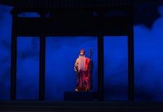 """Το Fahai η μοναχός-πέμπτη πράξη κλέβει αθάνατος-Kunqu Opera""""Madame άσπρο Snake† Στοκ Εικόνες"""