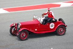 το ferrari 9 Alonso Βαρκελώνη Fernando μπορεί &io Στοκ Φωτογραφίες