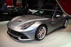 Το Ferrari F12 Στοκ εικόνα με δικαίωμα ελεύθερης χρήσης