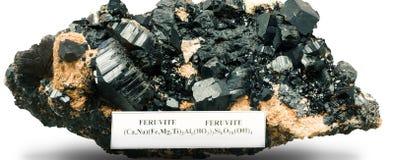 Το feruvite στοκ φωτογραφίες με δικαίωμα ελεύθερης χρήσης