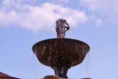 Το Fontana maggiore στην Περούτζια Στοκ Φωτογραφίες