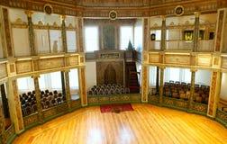 το galata κατοικεί το mevlevi Στοκ φωτογραφία με δικαίωμα ελεύθερης χρήσης