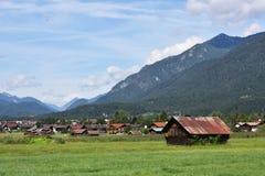 Το Garmisch Στοκ Φωτογραφίες