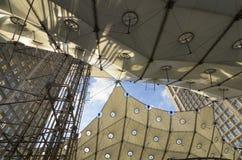 Το Grande Arche, Παρίσι Στοκ φωτογραφία με δικαίωμα ελεύθερης χρήσης