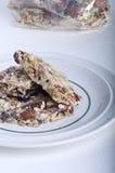 το granola φλοιών μεταχειρίζετ&a Στοκ Εικόνες