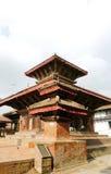 Το Hanuman Dhoka Durbar είναι τοποθετημένο στο κεντρικές Κατμαντού και τη Γερμανία Στοκ φωτογραφία με δικαίωμα ελεύθερης χρήσης