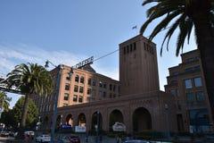 Το Hill Bros Καφές που χτίζει το Σαν Φρανσίσκο, 1 στοκ εικόνα