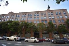 Το Hill Bros Καφές που χτίζει το Σαν Φρανσίσκο, 4 στοκ φωτογραφίες με δικαίωμα ελεύθερης χρήσης