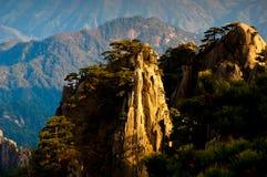 Βουνό Huangshan   στοκ εικόνες με δικαίωμα ελεύθερης χρήσης