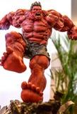 Το Hulk πρότυπο στην Ταϊλάνδη κωμικό Con 2014 Στοκ Φωτογραφίες