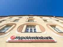 Το HypoVereinsbank παρενοχλεί Στοκ εικόνες με δικαίωμα ελεύθερης χρήσης