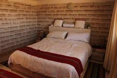 Το interiour του αλατισμένου ξενοδοχείου στοκ εικόνες με δικαίωμα ελεύθερης χρήσης