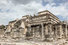 το itza Μεξικό Στοκ εικόνα με δικαίωμα ελεύθερης χρήσης