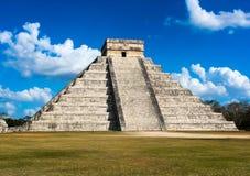 το itza Μεξικό Στοκ Εικόνες