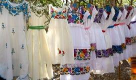 Το itza Chichen τα φορέματα Μεξικό Στοκ φωτογραφία με δικαίωμα ελεύθερης χρήσης
