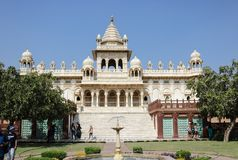 Το Jaswant Thada ένα κενοτάφιο, Jodhpur στοκ φωτογραφία με δικαίωμα ελεύθερης χρήσης