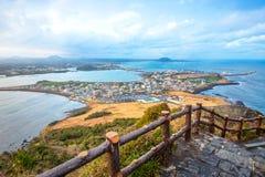 Το Jeju κάνει το νησί παραλιών, Νότια Κορέα Στοκ φωτογραφίες με δικαίωμα ελεύθερης χρήσης
